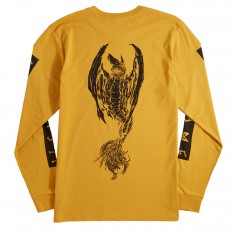 Welcome Goblin Long Sleeve T-Shirt - Mustard