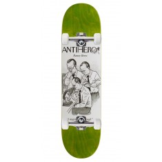 "Anti-Hero Beres Scientific Achievements Skateboard Complete - 8.06"" - Green Stain"