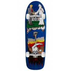 "Real Thiebaud Wrench Justice Skateboard Complete - 9.75"" - Blue Stain"