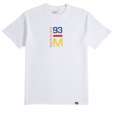 Meridian 93mm T-Shirt - White