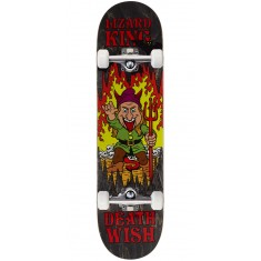Deathwish Lizard King Happy Place Skateboard Complete - 7.875""