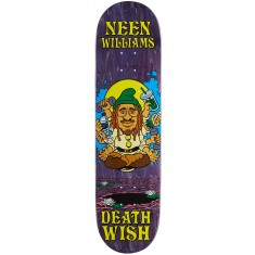 Deathwish Neen Happy Place Skateboard Deck - 8.125""
