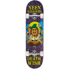 Deathwish Neen Happy Place Skateboard Complete - 8.125""