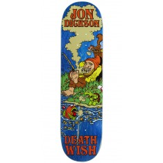Deathwish Dickson Happy Place Skateboard Deck - 8.25""