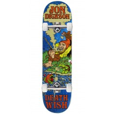 Deathwish Dickson Happy Place Skateboard Complete - 8.25""