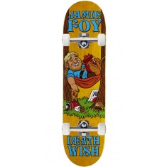 Deathwish Foy Happy Place Skateboard Complete - 8.00""