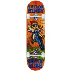 Deathwish Kirby Happy Place Skateboard Complete - 8.25""
