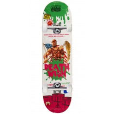 Deathwish Kirby VHS Wasteland 2 Skateboard Complete - 8.3875""