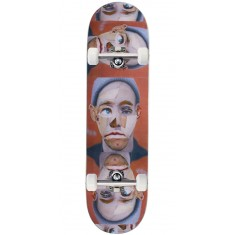 Baker Reynolds Facecuts Skateboard Complete - 8.50""