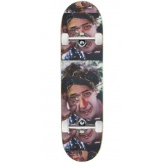 Baker Dollin Facecuts Skateboard Complete - 8.25""