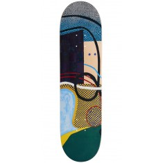 Baker Nuge Checkered Puzzle Skateboard Deck - 8.25""