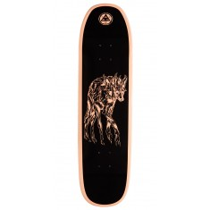 Welcome Maned Woof on Sone of Moontimmer Skateboard Deck - Coral Dip - 8.25""