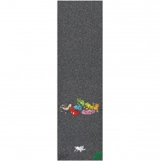 Mob x Krux Cat Party Grip Tape - Black