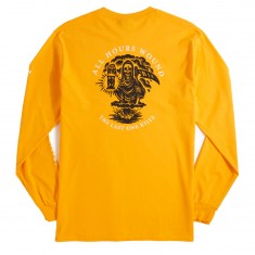 No Hours All Hours 2 Long Sleeve T-Shirt - Dijon