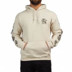 No Hours In Bloom Hoodie - Sand