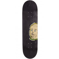 "Baker Reynolds Portrait Of A Man Skateboard Deck - 8.25"" - Grey Stain"