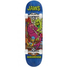 "Birdhouse Jaws Vices Skateboard Complete - 8.25"" - Various Stains"