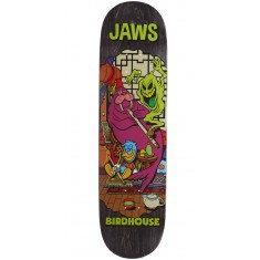 "Birdhouse Jaws Vices Skateboard Deck - 8.25"" - Grey Stain"
