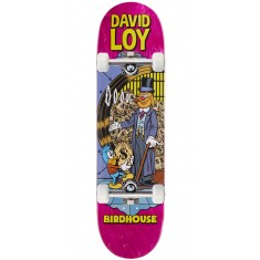 """Birdhouse Loy Vices Skateboard Complete - 8.38"""" - Pink Stain"""
