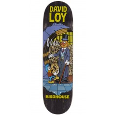 "Birdhouse Loy Vices Skateboard Deck - 8.38"" - Black Stain"