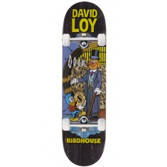 """Birdhouse Loy Vices Skateboard Complete - 8.38"""" - Black Stain"""