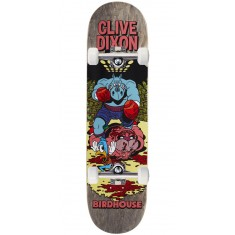 "Birdhouse Dixon Vices Skateboard Complete - 8.25"" - Grey Stain"