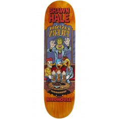"Birdhouse Hale Vices Skateboard Deck - 8.38"" - Orange Stain"