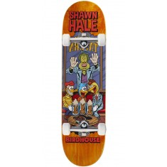 "Birdhouse Hale Vices Skateboard Complete - 8.38"" - Orange Stain"