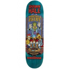 "Birdhouse Hale Vices Skateboard Deck - 8.38"" - Teal Stain"