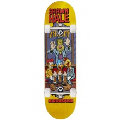 "Birdhouse Hale Vices Skateboard Complete - 8.38"" - Yellow Stain"