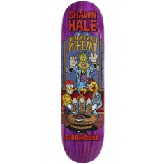 "Birdhouse Hale Vices Skateboard Deck - 8.38"" - Purple Stain"