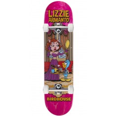 """Birdhouse Armanto Vices Skateboard Complete - 8.00"""" - Pink Stain"""