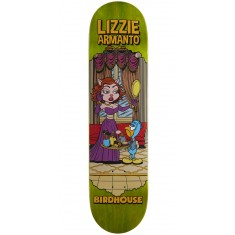 "Birdhouse Armanto Vices Skateboard Deck - 8.00"" - Green Stain"
