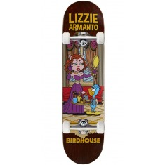 "Birdhouse Armanto Vices Skateboard Complete - 8.00"" - Brown Stain"