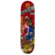 Sk8 Mafia Fun Gray Skateboard Deck - 8.30""