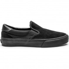 Straye Ventura Shoes - Black/Black Suede