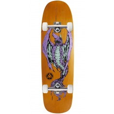 "Welcome Goblin On Golem Skateboard Complete - 9.25"" - Cantaloupe Stain"