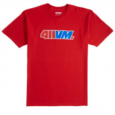 411VM Issue 33 T-Shirt - Red
