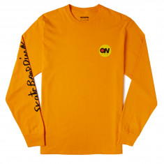 On Video Fall 2000 Long Sleeve T-Shirt - Orange