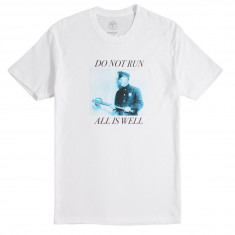 Good Worth All Is Well T-Shirt - White