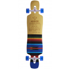 Arbor Catalyst Flagship Longboard Complete