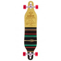 "Arbor Axis 40"" Flagship Longboard Complete"