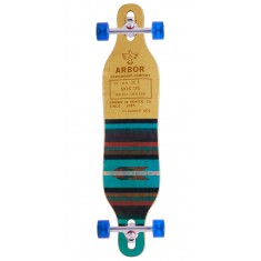 "Arbor Axis 37"" Flagship Longboard Complete"