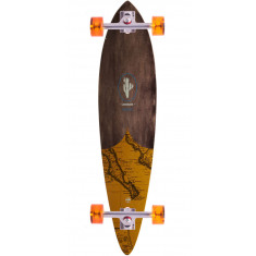 "Arbor Fish 37"" Groundswell Longboard Complete"