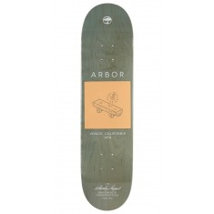 Arbor Whiskey Team Skateboard Deck - 7.75""