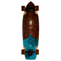 Arbor Rally Groundswell Longboard Complete