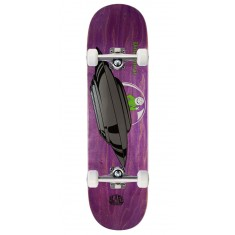Alien Workshop Dinosaur Jr. Peace Saucer Skateboard Complete - 8.50""