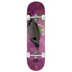 Alien Workshop Dinosaur Jr. Peace Saucer Skateboard Complete - 8.25""