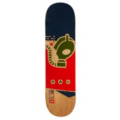 Alien Workshop Gas Mask Medium Skateboard Deck - 8.25""