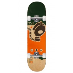 Alien Workshop Gas Mask Large Skateboard Complete - 8.50""